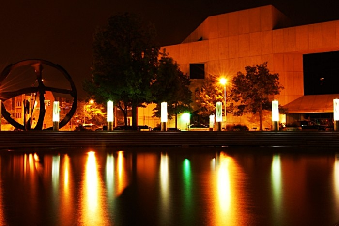 3. Catch a show at the Civic Center.