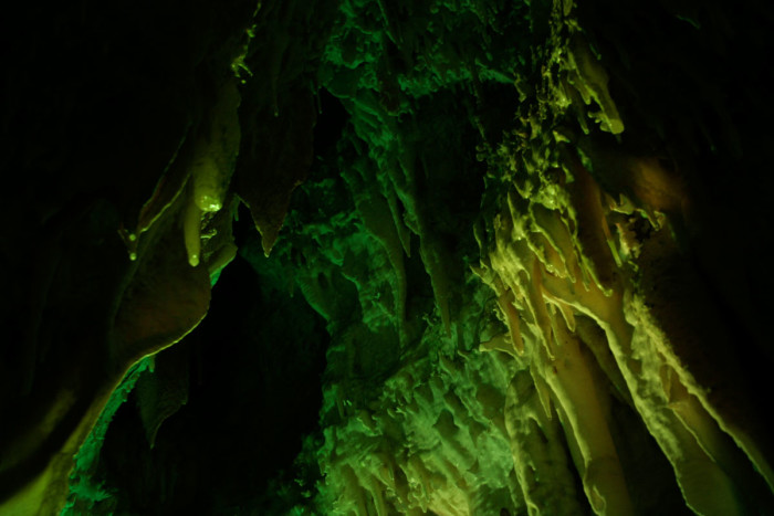 Another of Crystal Lake Cave