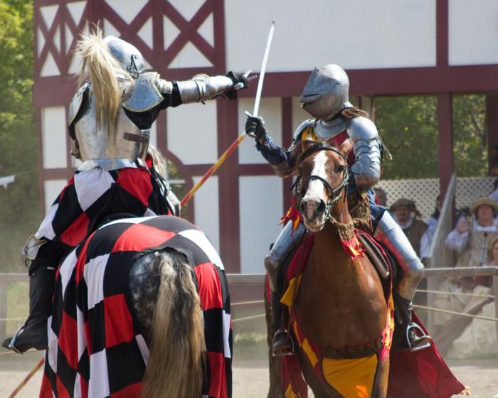 3. Des Moines Renaissance Faire