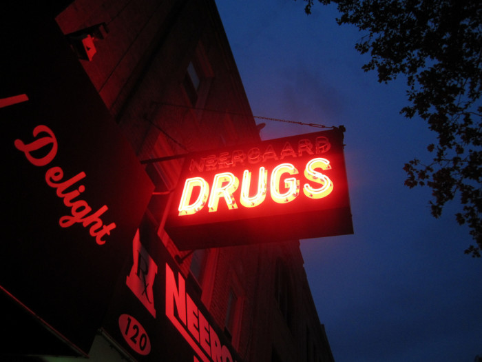 3. It's illegal to sell drugs without a drug tax stamp.