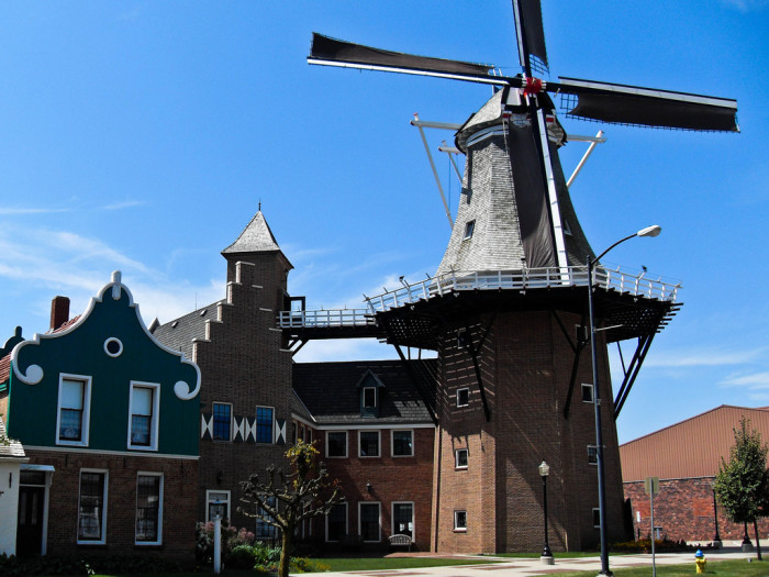 3. Be Dutch for a day in Pella