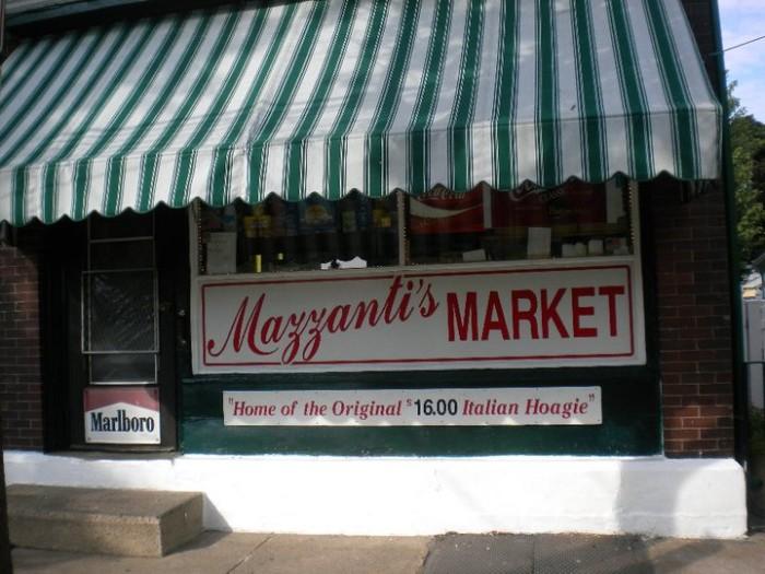 4. Mazzanti's Market, Bristol