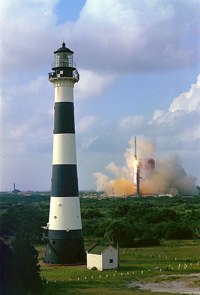 7. Cape Canaveral Light