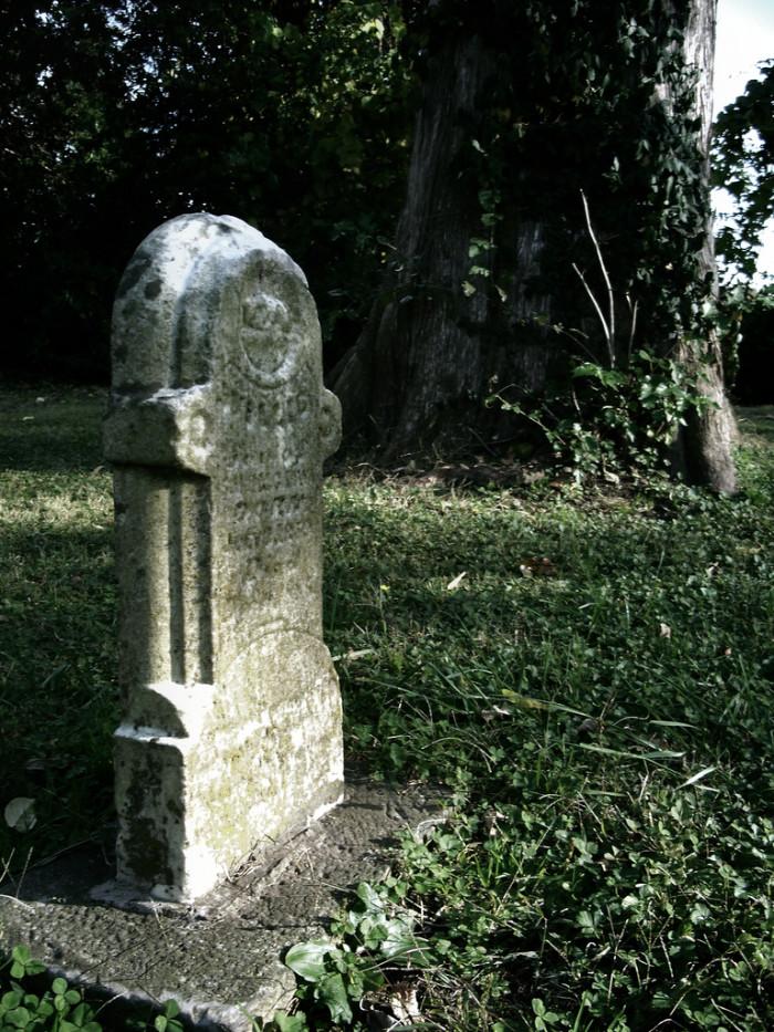 11. Blast Cemetery, Gaffney, SC