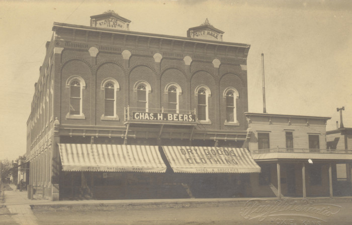 6.) First National Bank of Hoxie (Unknown Date)