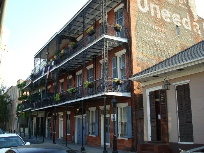 7) Biscuit Palace, New Orleans, LA