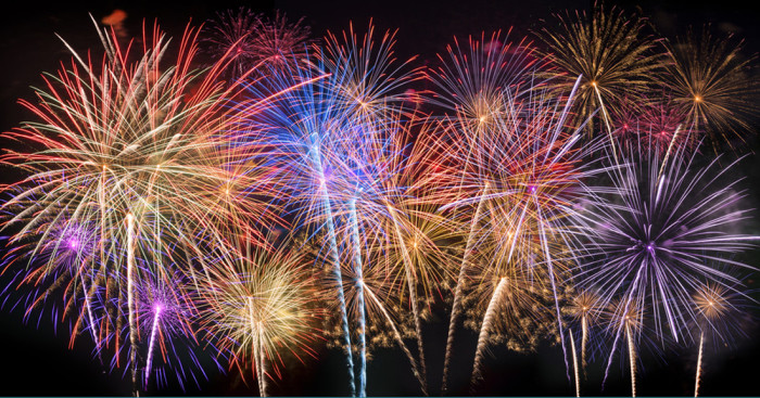 4. Waveland Picnic and Fireworks