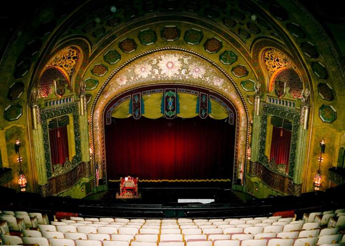 9. Alabama Theatre - Birmingham, AL