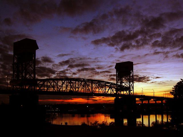 4. Cape Fear Memorial Bridge