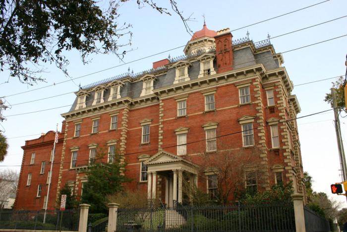 11. Wentworth Mansion, Charleston, SC