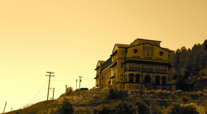 5. Jerome Grand Hotel, Jerome
