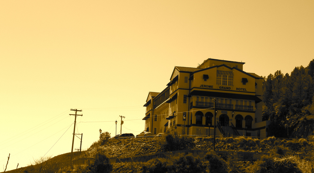 Hotels In Portland Oregon >> 10 Haunted Places in Arizona to Find Ghosts