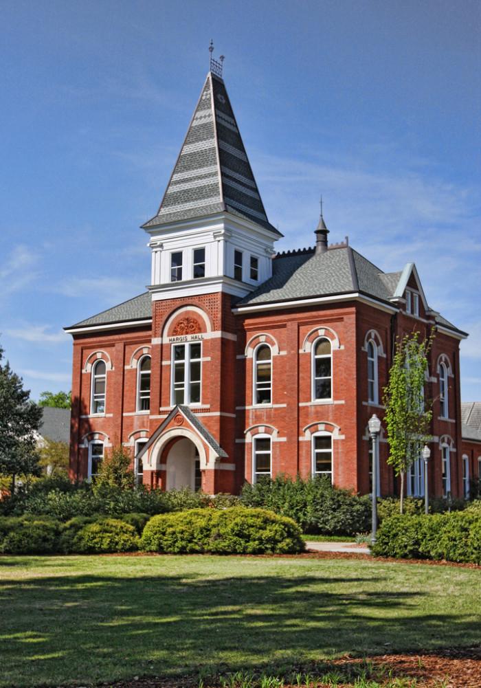 11. Hargis Hall / Auburn University - Auburn, AL