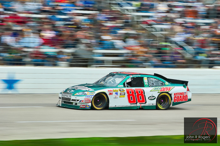 6) Drive or ride in a racecar at the Texas Motor Speedway!
