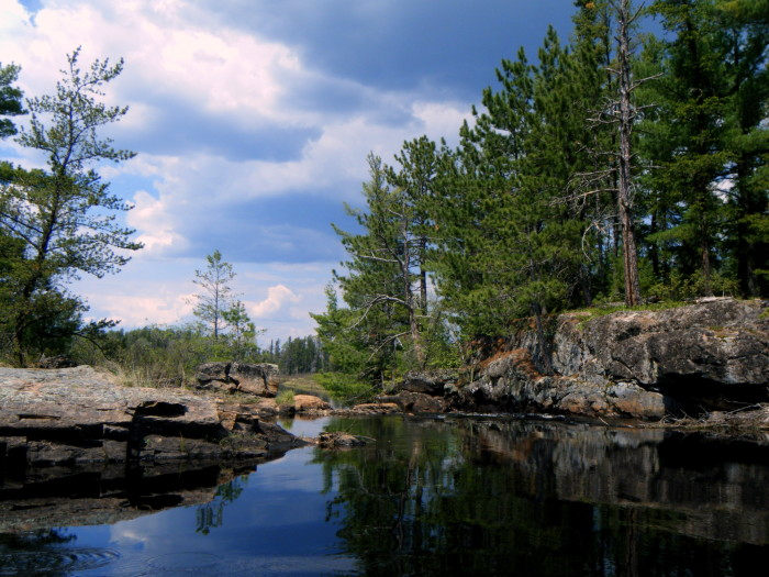 4. The Boundary Waters.