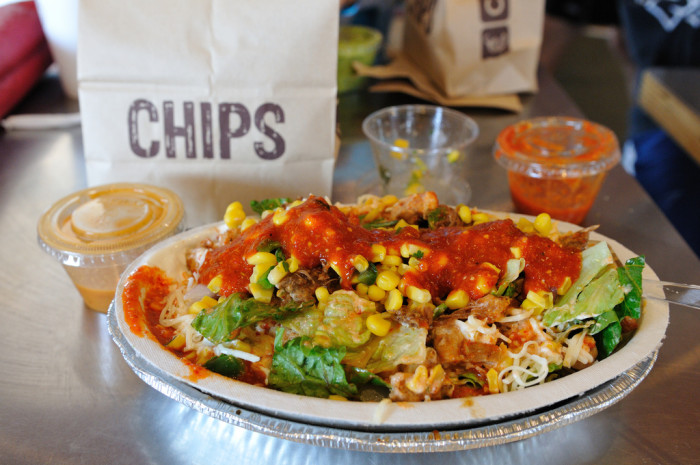 8.) Chipotle was founded in Denver.