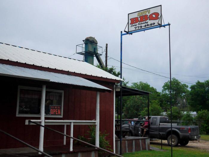 7) Snow's BBQ (Lexington)