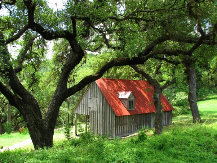 15) Barn at Kreische Homestead (Lafayette County)