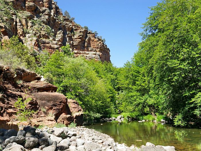 10. Wet Beaver Canyon Loop, Coconino National Forest