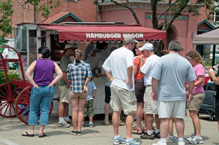 10) Hamburger Wagon (Miamisburg)