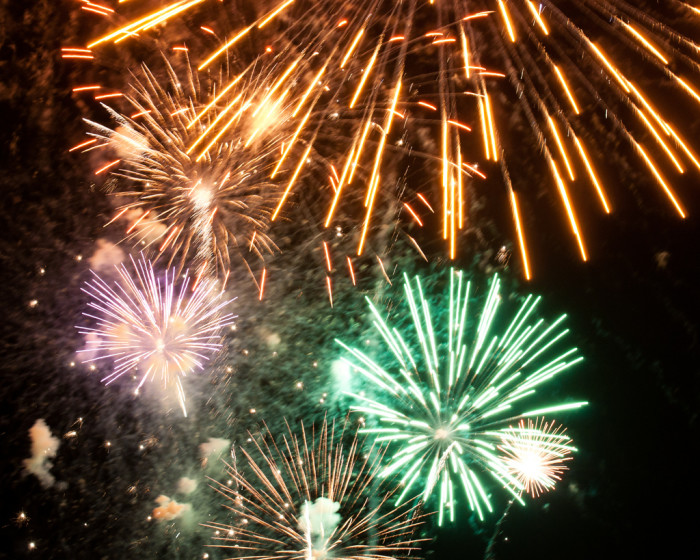4. Independence Day Celebration With Double Max Fireworks - Montgomery