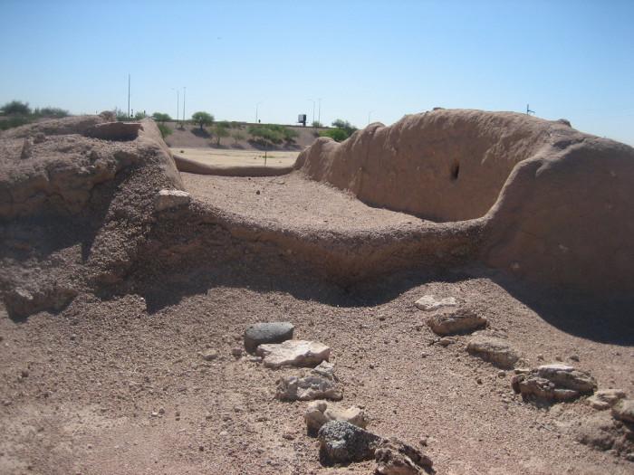 3. Pueblo Grande Ruins, Phoenix