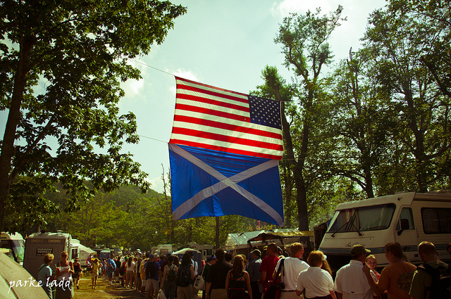 1. Grandfather Mountain Scottish Highland Games, mid July
