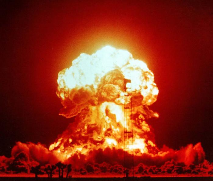 1. Conspiracy Theory #1: President Obama has a secret plan to nuke Charleston, SC.