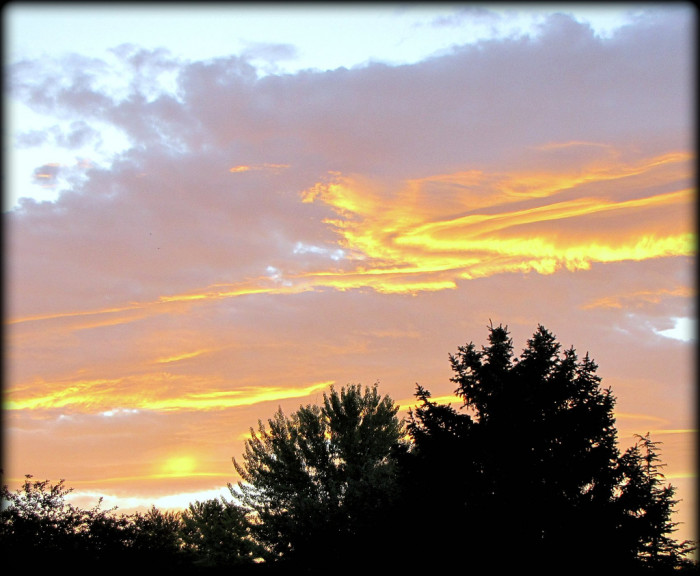 2. The colors of this LOVELY Reno sunrise blow me away! WOW!!!