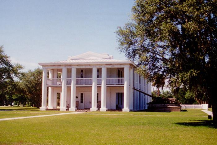 14. Gamble Mansion