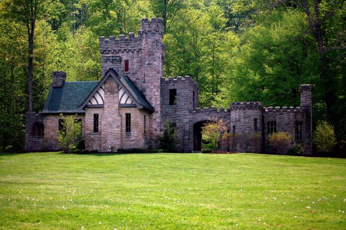 7 Squires Castle Cleveland Metroparks