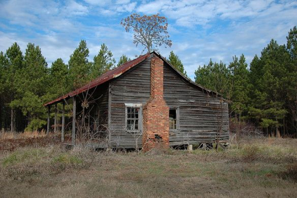 13) Abandoned Farmhouse- Washington County, GA
