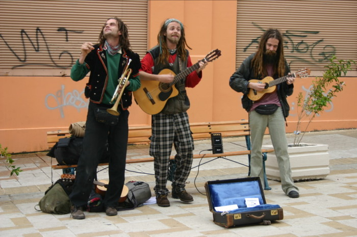 4.) Hippies