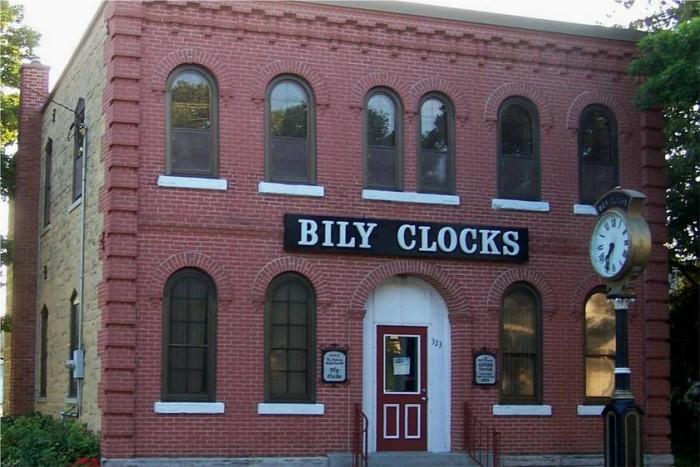 4. Bily Clocks Museum in Spillville