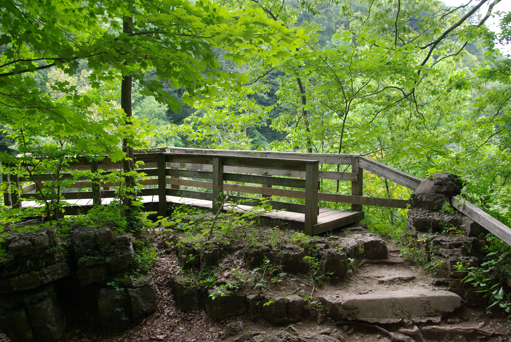 12 Out Of This World Hiking Spots In Indiana