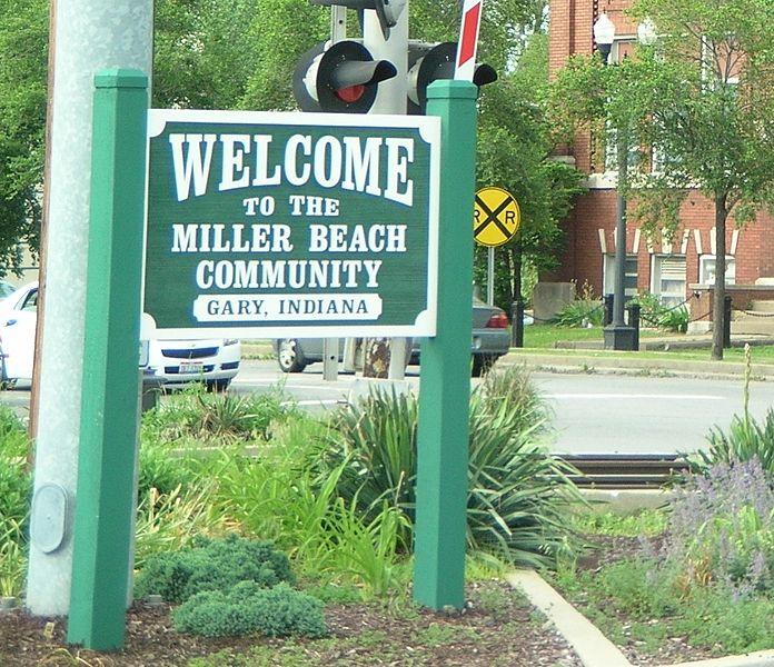 5) Miller Beach