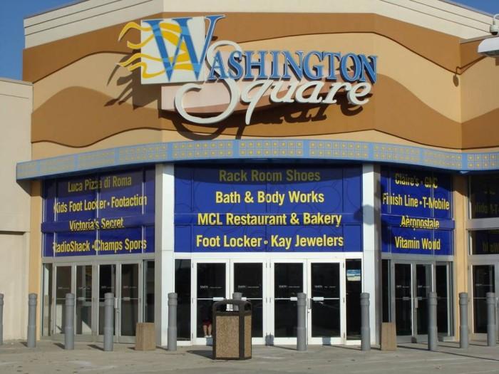 5.) Washington Square Mall - eastern Indianapolis