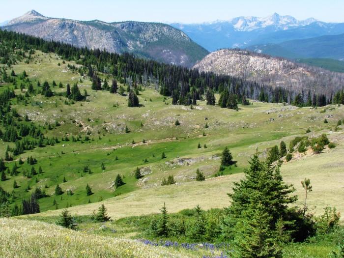 4. Horseshoe Basin