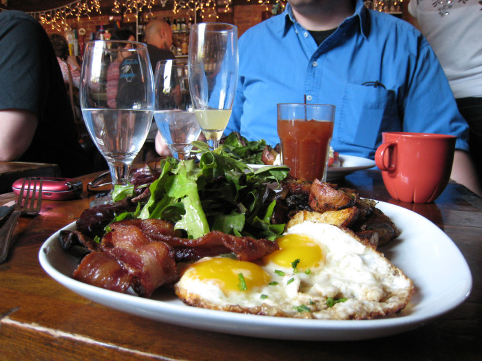 8.) The Foodie Dad: Brunch (Various Locations)