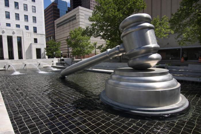 17) Ohio Judicial Center (Columbus)