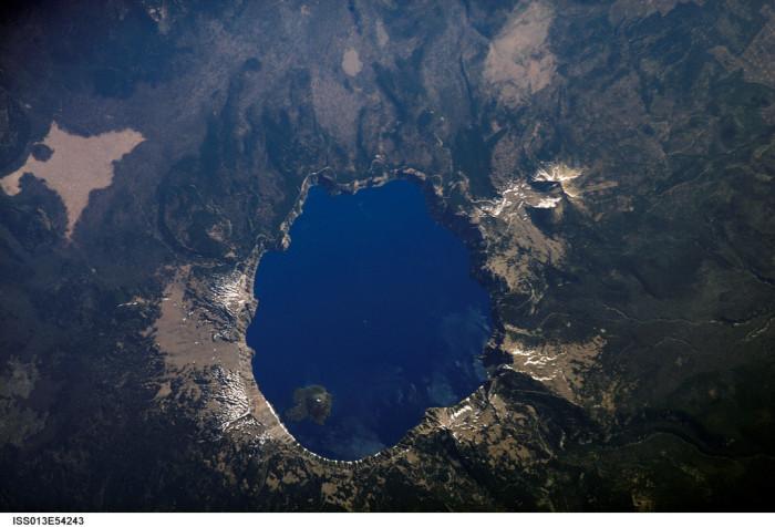 11) Crater Lake