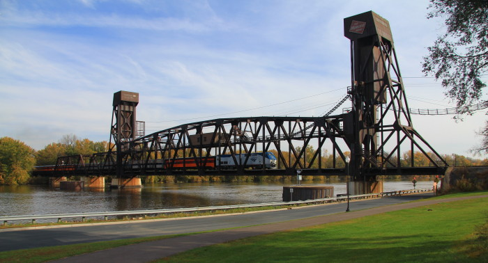10. The railroad bridge in Hastings is awe-inspiring.