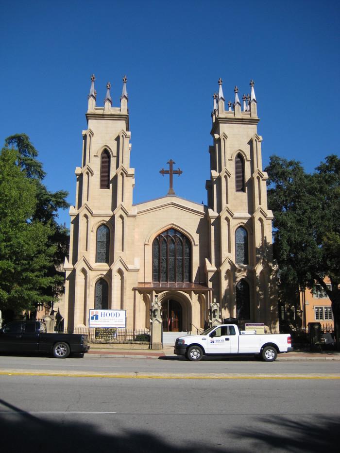 8. Trinity Episcopal Cathedral, Columiba