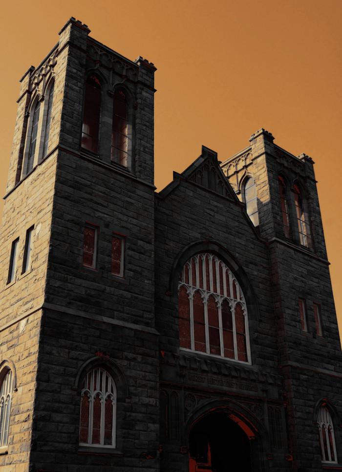 13. First United Methodist Church
