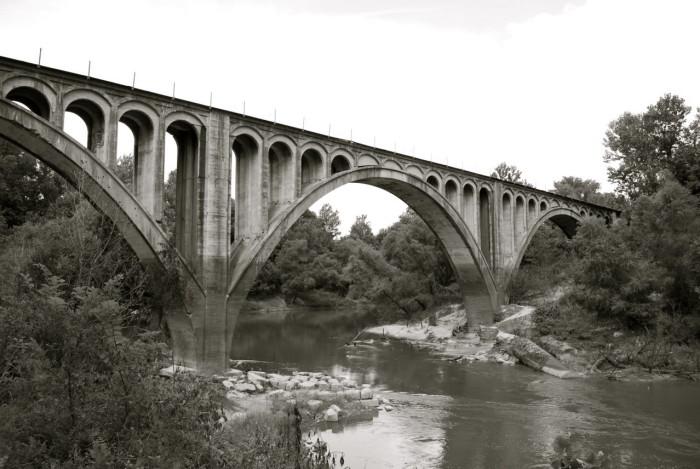 5. Big Black River Railroad Bridge