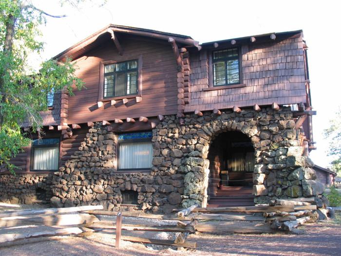 4. Riordan Mansion, Flagstaff