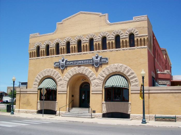 6) Dr. Pepper Museum (Waco)