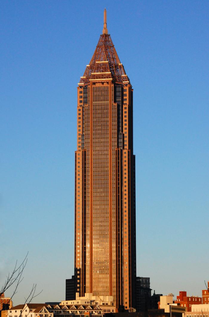 14) Bank of America Building