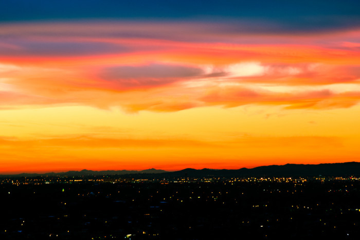 2. And sunrises, too!