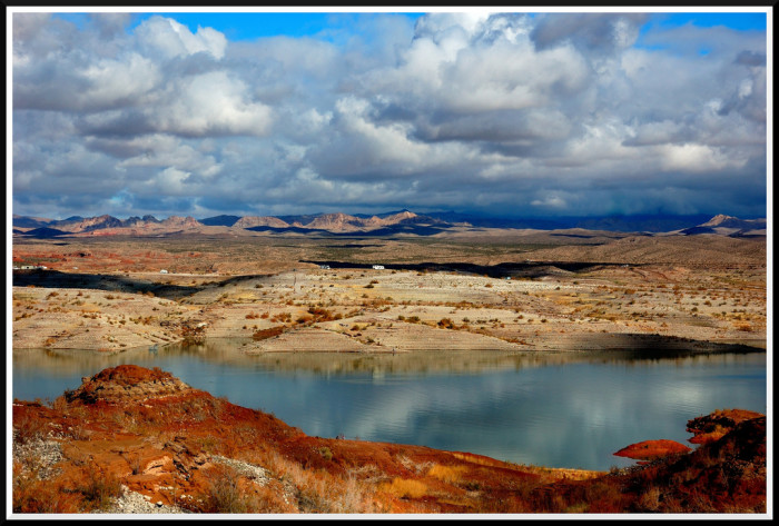 11. Lake Mead in Clark County, Nevada